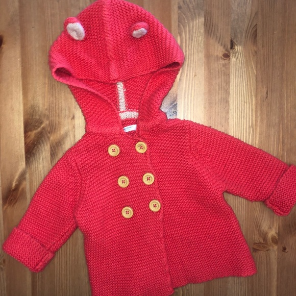 Boden Other - Baby Boden sweater jacket 6-12mo